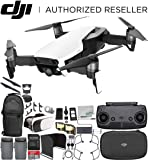 DJI Mavic Air Drone Quadcopter (Arctic White) Everything You Need Essential Bundle