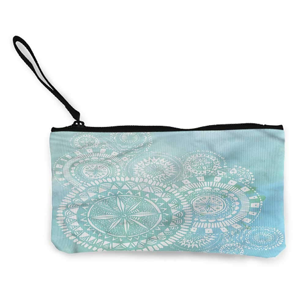 Coin Bag Pale BlueHand...