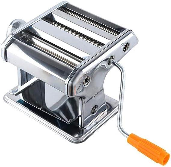 Compra GKKXUE Máquina de Pasta hogar máquina Manual de la Mano Bola de Masa Aparato Robot de Cocina batido de la Pasta Fresca casera for la máquina de Corte lasaña Espaguetis macarrones
