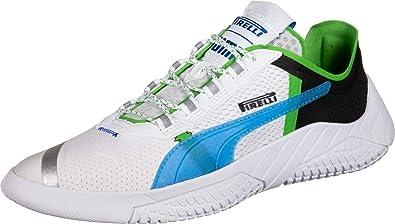 Puma Replicat X Pirelli Schuhe White: : Schuhe