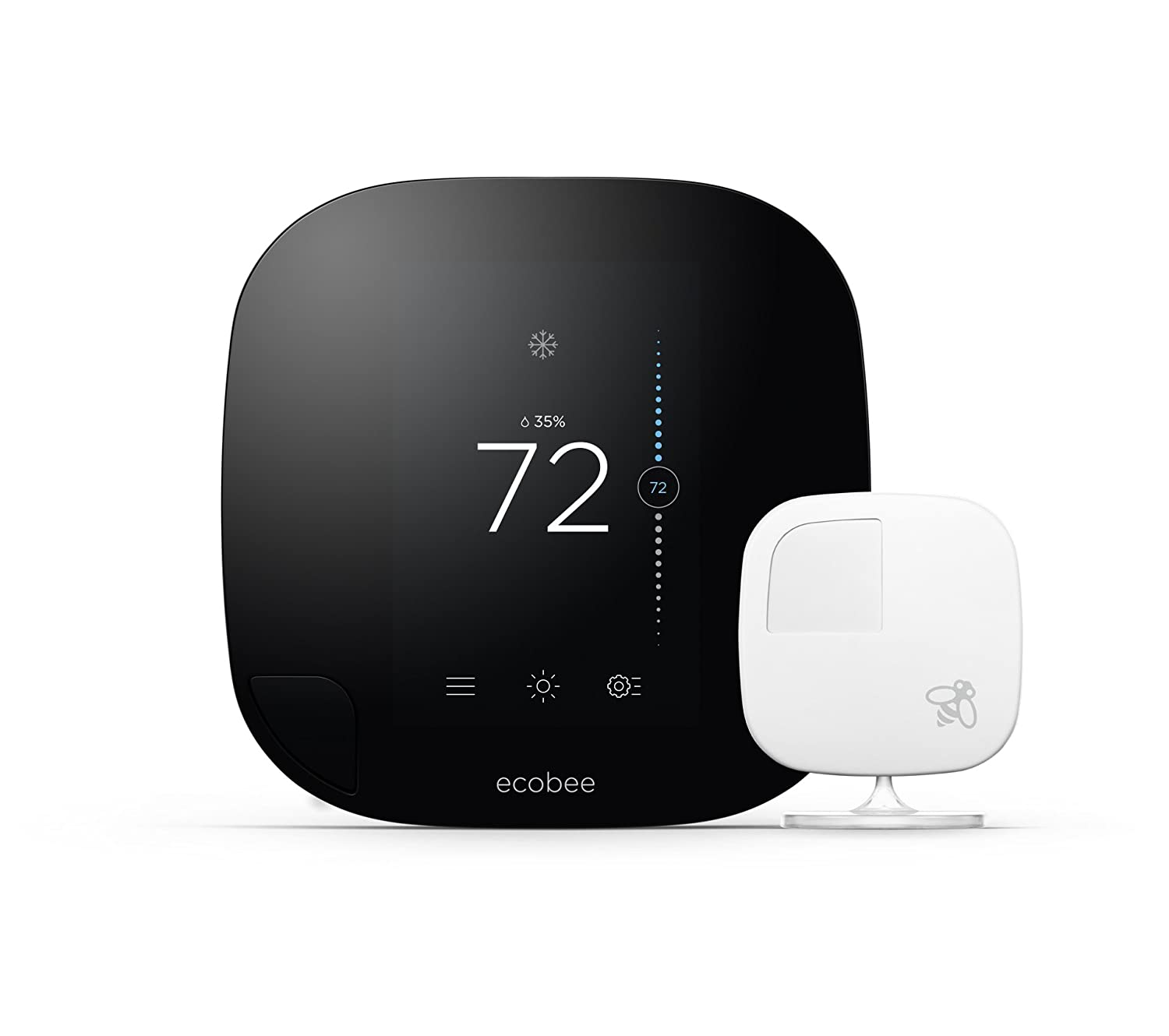 Top 10 Best Smart Thermostat With Wifi In 2018 Reviews