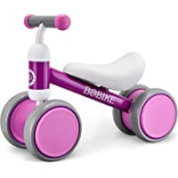 Baby Balance Bike Toys for 1 Year Old Gifts Boys Girls 10-24 Months Kids Ride on Toy Toddler Best First Birthday Gift…
