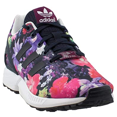 sports shoes d59f0 9f8dc Amazon.com | S74959 KIDS PRE-SCHOOL ZX FLUX K ADIDAS SOLMAG ...