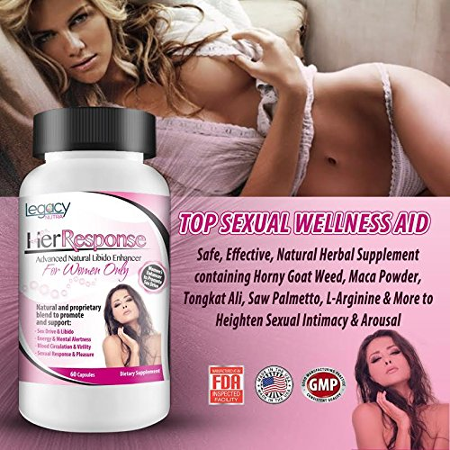 Horny goat weed for woman