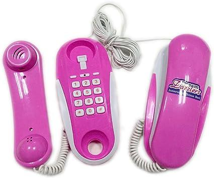 Spielzeugtelefon Kindertelefon Babytelefon Spielzeug Geschenk für Kinder