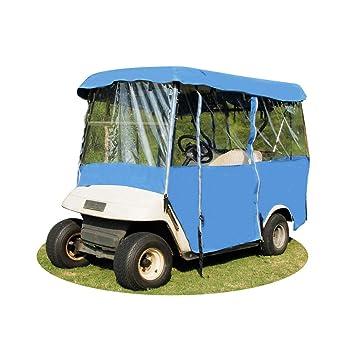 Amazon.com: Popsport - Funda para carrito de golf de 4 ...