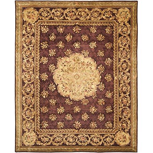 Safavieh Empire Collection EM416A Handmade Traditional European Multicolored Premium Wool Area Rug (10' x 14')
