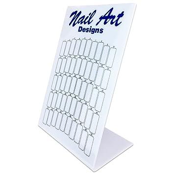 Amazon Com Professional Salon Quality Nail Art Designs Blue 50
