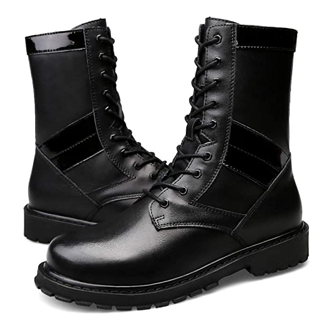 Zapatos Militares Botas Para La Nieve De La Personalidad De Las Botas Martin De La Moda