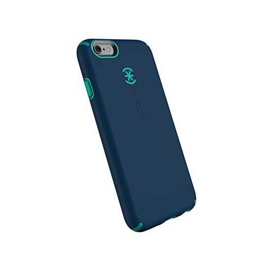 cheap for discount b4900 0b890 Speck Products CandyShell Cell Phone Case for iPhone 6, iPhone 6S - Deep  Sea Blue/Dragon Green