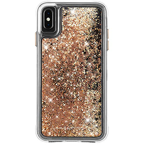 Case-Mate - iPhone XS Max Case - WATERFALL - iPhone 6.5 - Gold