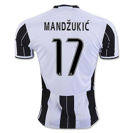 Maglia Home Juventus MARIO MANDZUKIC