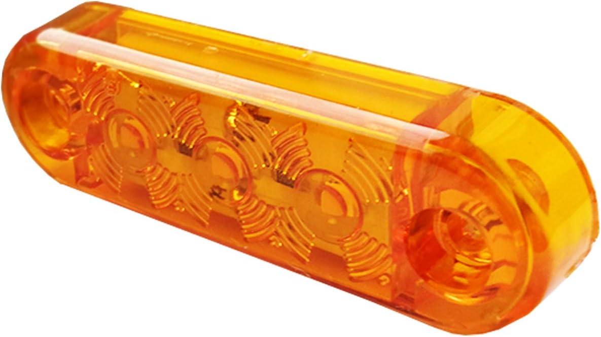 30 Stücke X Gemischt 3 Smd Led Begrenzungsleuchten Gelb Rot Weiß 12v 24v Positionsleuchten Lkw Anhänger Auto