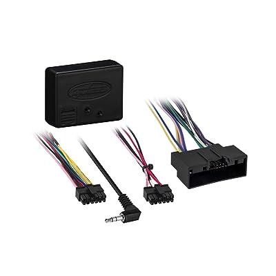 Metra XSVI-5524-NAV Retention Harness Ford 11-Up,BLACK: Car Electronics