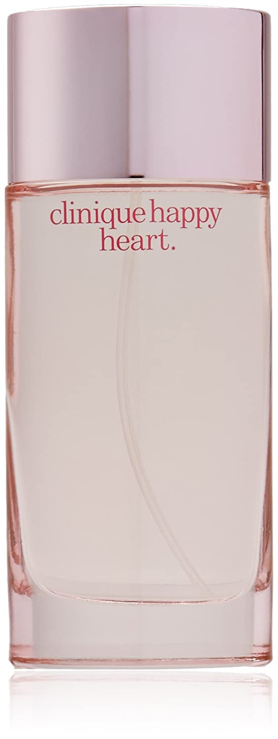 Clinique Happy heart eau de parfum spray for women, 1.7 Fl. Oz. 020714170479