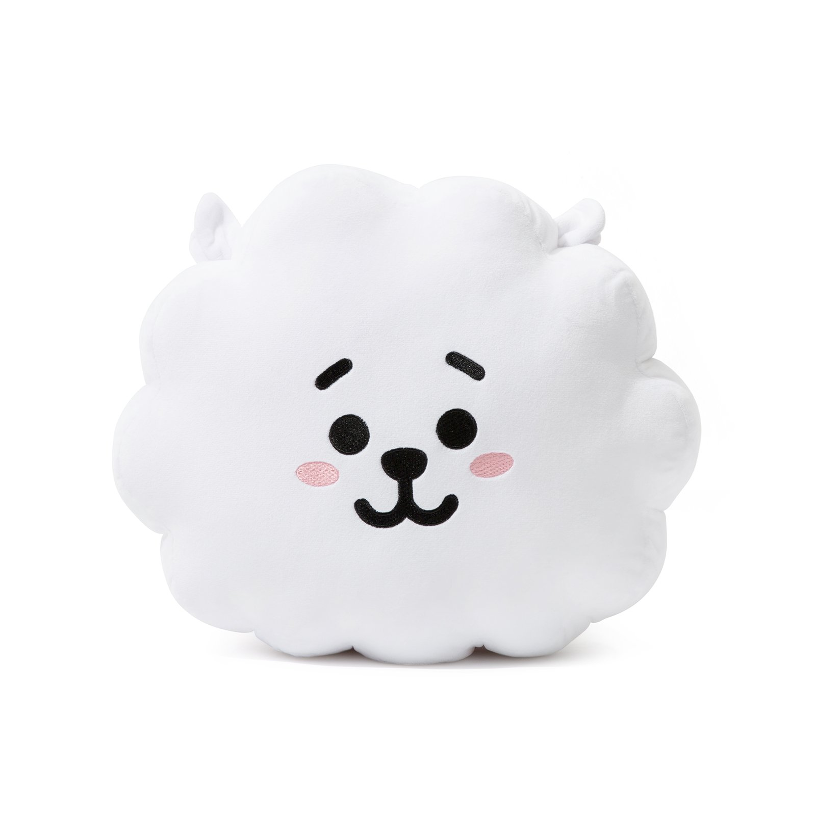 BT21 Official Merchandise by Line Friends - RJ Decorative Throw Pillows Cushion, 11 Inch by LINE FRIENDS