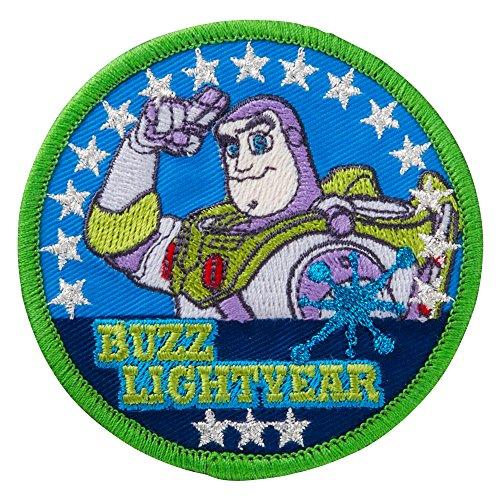 Minoda Toy Story Cotton Patch Iron u0026 seal amphibious Buzz 2 - Buzz Patch Lightyear