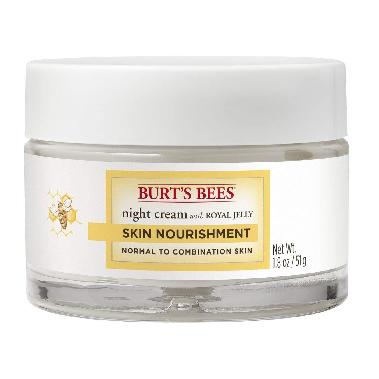 Burt's Bees Skin Nourishment Night Cream, 51 g Cbee Europe Ltd 89868-14