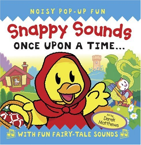 Snappy Sounds: Once Upon a Time PDF