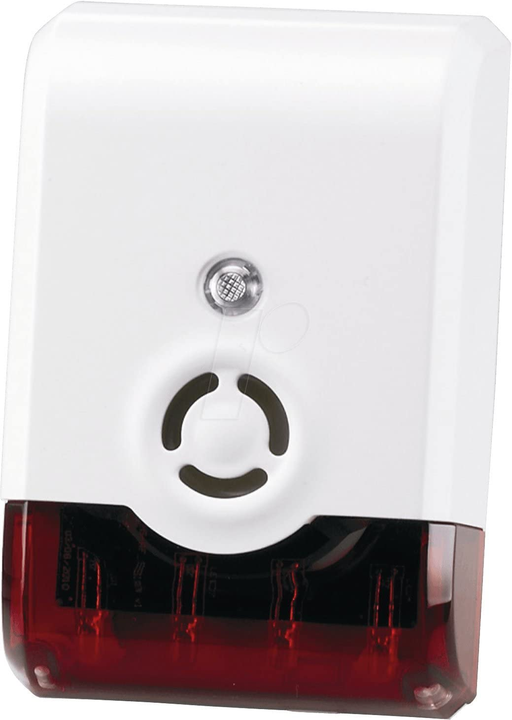Vision ZM1601EU Sir/ène Sans Fil Z-Wave et Alarme Strobe Batterie
