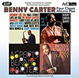 4 Classic Albums Plus - Benny Carter - Jazz Giant/Swingin in the 20s/Sax Ala Carter