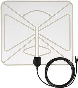 Docooler Antena TDT Interior Full HD HDTV aérea con de ...