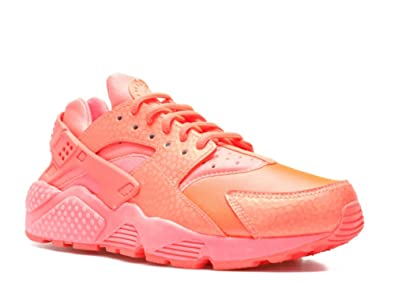 low priced 8b5c1 5fafd Nike Womens WMNS Air Huarache Run PRM Hot Lava Synthetic Size 6.5