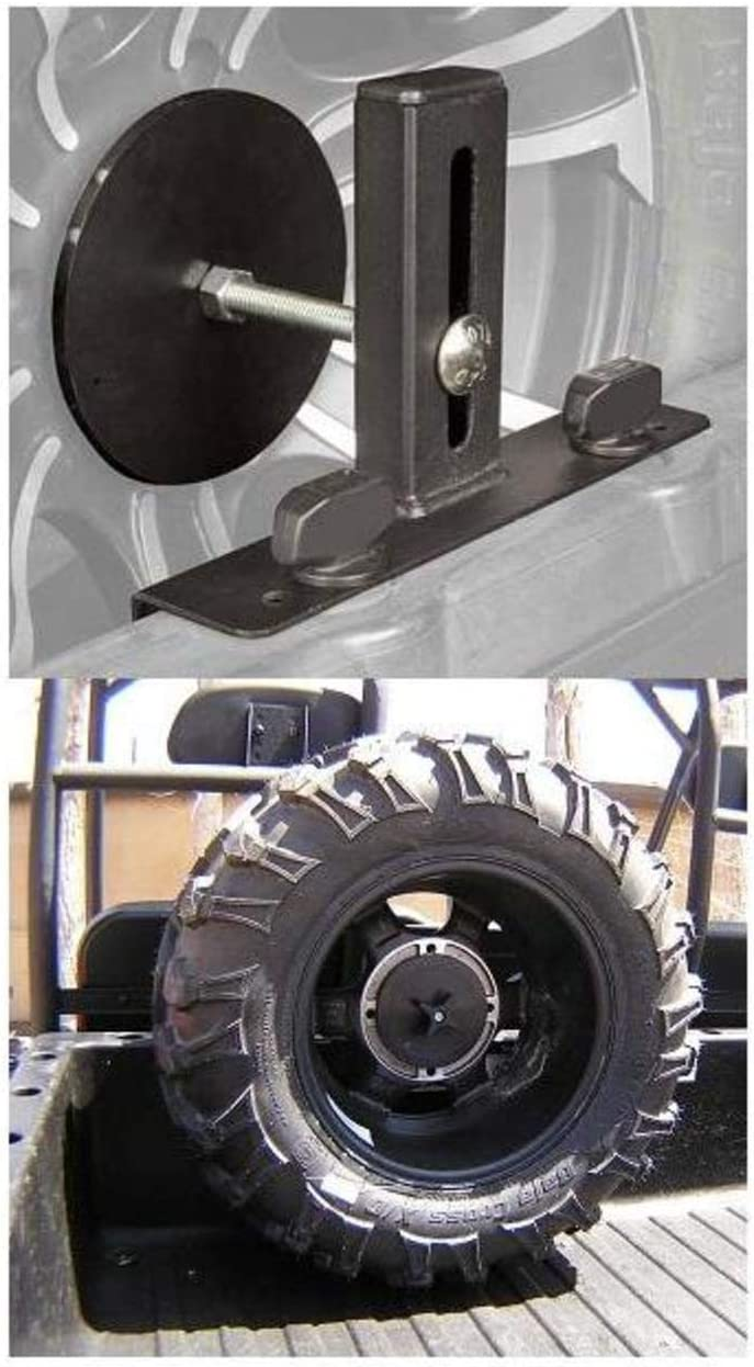 Hornet Outdoors Ranger and General R-800 ST Portable Spare Tire Mount Hornet Outdoors Made in USA