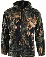 Trail Crest Men's Chambliss Camo Fleece Jacket