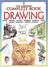 Complete Book Of Drawing (Art Ideas)
