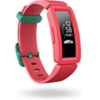 Fitbit Ace 2 Activity Tracker, Watermelon & Teal