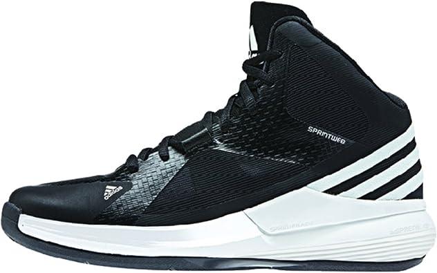 Amazon.com | adidas Crazy Strike Womens Basketball Shoes 5.5 Black ...