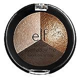 e.l.f. Cosmetics Trío de Sombras 'Baked', brown bonanza