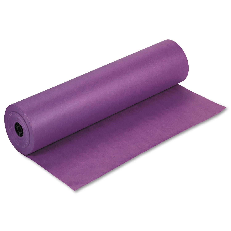 Pacon 67331 - Spectra ArtKraft Duo-Finish Paper, 48 lbs., 36 x 1000 ft, Purple-PAC67331