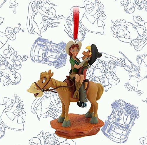 Pecos Bill Limited Release Disney Sketchbook Ornament - September 2016