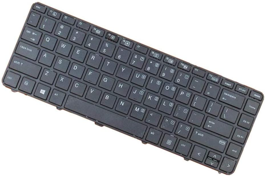 US Layout 440 G3 Gazechimp Keyboard Kit 446 G3 Replacement Compatible with HP ProBook 430 G3