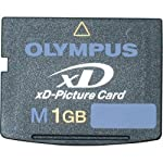 OM Digital Solutions M 1 GB xD-Picture Card Flash Memory Card 202169 3 A reusable digital media that works with most manufacturers' xD-compatible devices The only xD cards that support the Panorama function found on most Olympus digital cameras Meets the memory capacity needs of today, and readily available to fulfill the increased memory capacity needs of tomorrow