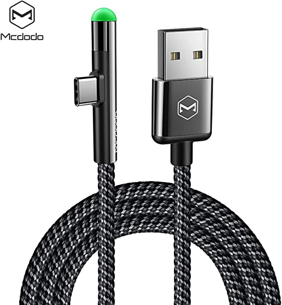 Mcdodo USB-C Type-C to PD Fast Charging QC Charger Cable Data Cord For iPhone X