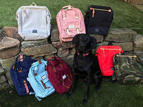 Kjarakär Best Backpack for Travel, Commuter and Daypack. Great Gift! by Kjarakar (Image #7)