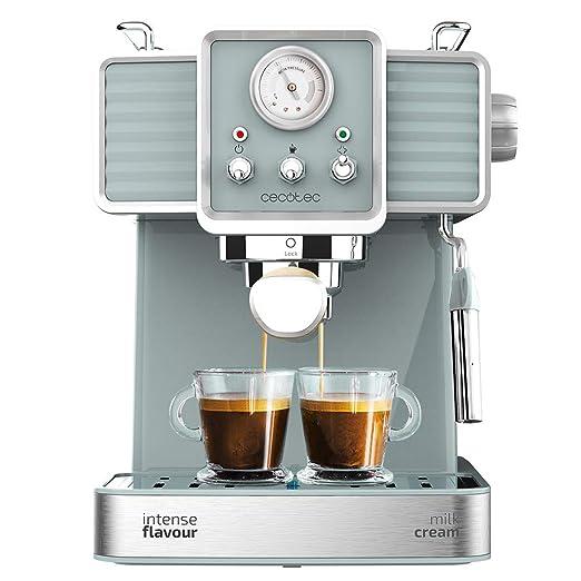 Cecotec Cafetera Express Power Espresso 20 Tradizionale para ...