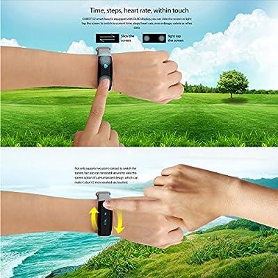 Cubot V2 - Smartwatch Pulsera Inteligente para Móvil Android IOS ...