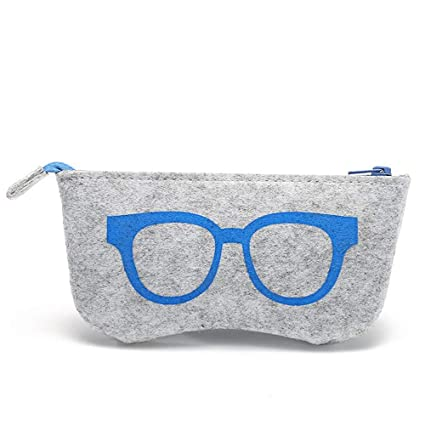 QSFGHJKUV Estuche de lápices Estuche para gafas 5 piezas ...