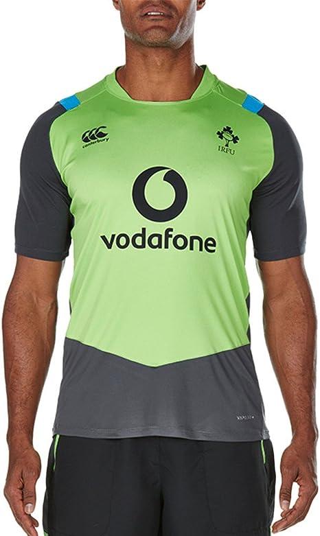Official IRFU Ireland Rugby Vapodri+ Superlight Camiseta, Hombre: Amazon.es: Ropa y accesorios