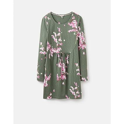 Joules Leanne Slub Jersey Long Sleeve Womens Tunic (Y): Amazon.co.uk:  Clothing
