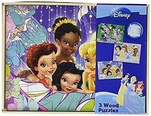 Amazon Com Disney Princess Tinkerbell Fairies Amp Minnie