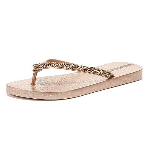 scarpe eleganti prodotti caldi Prezzo del 50% Ipanema Infradito 82685 Bronzo