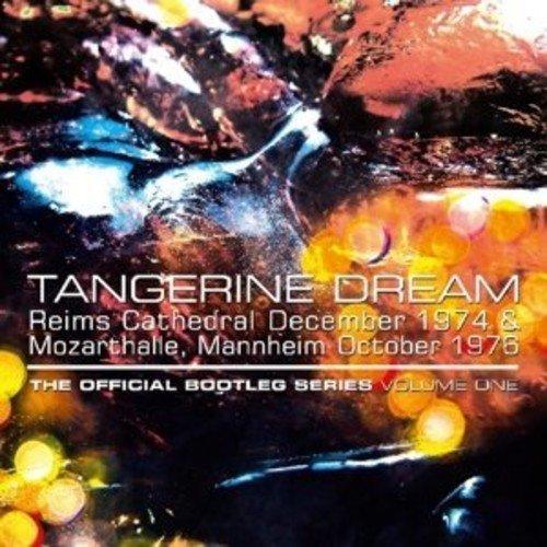 CD : Tangerine Dream - Official Bootleg Series 1 (United Kingdom - Import, 4 Disc)