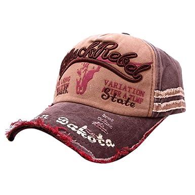 Gorra Hombre, Gorra Beisbol Unisex, Sombrero Mujer para el Sol ...