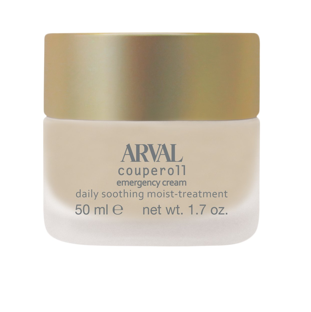 Arval Couperoll AC Complex Emergency Cream 50 ml crema 24 ore addolcente idratante Arval Srl 8025935240095 87120