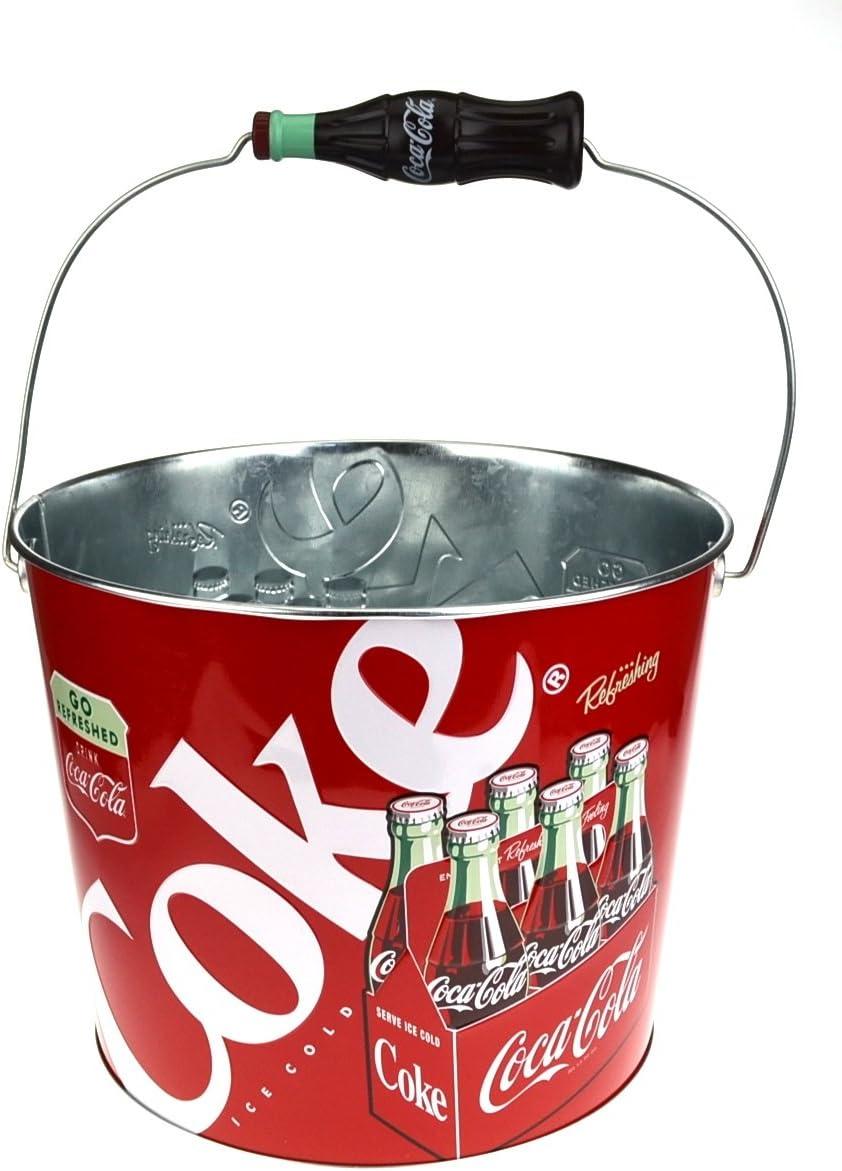 Coca Cola Coke Retro Beverage Bucket